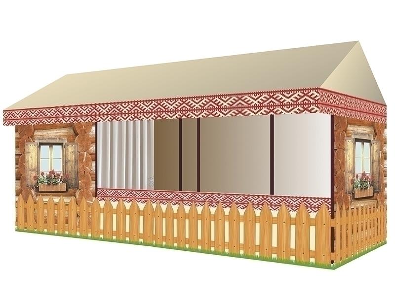 Палатка для выездной торговли